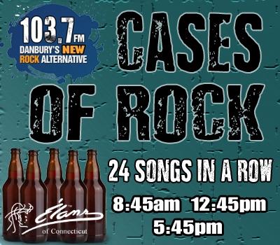 cases of rock
